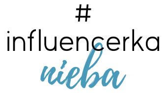 Influencerka nieba - logo footer